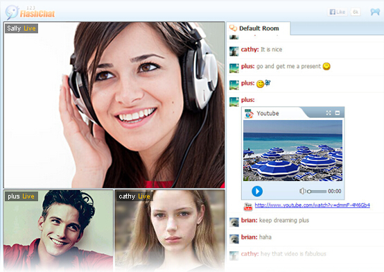 30 Days Video Chat Software Hosting Applicable