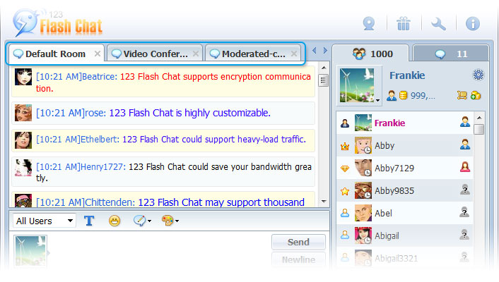 Why 123 Flash Chat